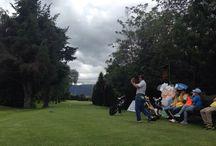 Golf in Bogota