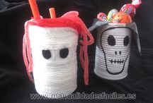 HALLOWEEN- CARNAVAL / by manualidades faciles.es