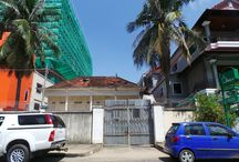 House with land for sale in BKK1 - Phnom Penh / Beautiful land, good access, good condition, good location Sale price 2 500 000 $ Building length (inside) 37 m Building width (inside) 16 m Reference R08325