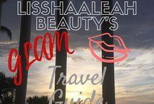 Lisshaaleahbeauty GLAM  travel guide