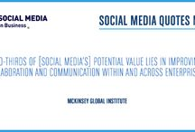 Social Media Quotes / Social Media in Business Quotes