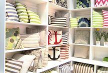 cushion display