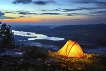 camping / by Blanche Thomsen