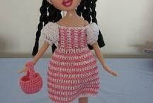 CROCHET KRAZY~Doll Clothes~Bratz