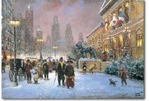 everything Christmas / by Amanda McCormick