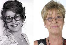 The infamous Deirdre Barlow / (Anne Kirkbride)