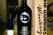 Big Wine Bottles