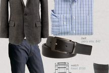 Outfit Ideas / by Billy Coronado