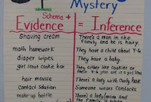 Reading - Inferences and Conclusions / Ideas and inspiration for teaching students how to make inferences and draw conclusions.