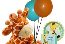 Birthday Party - Giraffe Theme / by Matilde Matild