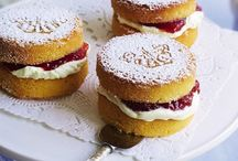 Afternoon tea ideas / Afternoon tea for Nana's birthday.