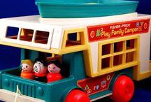 Toys  / Fun memories...... and vintage toys too ♥  / by Twila Simonson