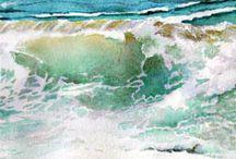 Natura i colori del mare