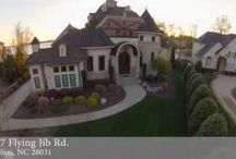Videos from Land and Air / Check out our videos of amazing homes around Lake Norman.