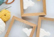 Рукоделие / Игрушки, рукоделие, вышивка, handmade, вязание, рисунки, искусство, красота