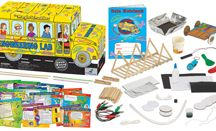 Toys we love / Little Zen Minds is proud to offer The Young Scientist Club, a multi-award winning series of science kits designed by a team of Harvard graduates, scientists, educators, and parents which offer a fun and fascinating approach to inquiry for different age levels. Kids will experiment with rainbows, magnets, goop, food, and even flight while having so much they may not even realize that they are learning and developing necessary skills for life. Toys for the game of life.