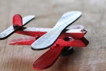 Ideen - Kindergeburtstag - Flugzeug