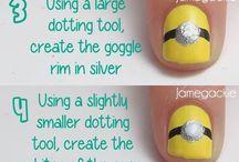 cool nail didins easy
