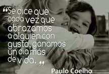 Paulo Coelho says: / by Cristina Souza