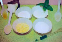 Cosmetici naturali fai da te / Preparazioni cosmetiche naturali ecobio rigorosamente homemade = spignatti !!!