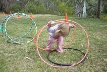 sports ideas, obstacle course