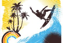 Surfing Mood / by HD Loft Studios