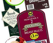 Food Labels / Nutritional information food labels and general food packaging labels are the most commonly requested labels by our customer base. With a wealth of experience, we're able to design, produce, print and supply a range of food labels for your products.