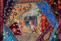 quilt-painting