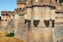 Castles & Fortresses: Segovia / by Terry Schartz