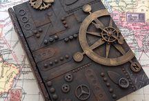 Libros secretos  encuadernar