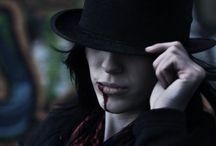 Вампиры и кровь