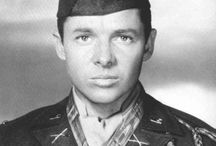 People I Admire / I ran across a picture of Audie Murphy and knew I had to create a board for my personal heroes