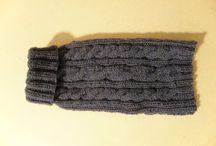 Free pattern fngerless gloves