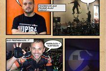 Comic / Vter@s en comic