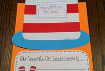 Dr. Seuss / by Emily Duncan