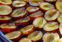 Блюда из сливы, вишни и черешни