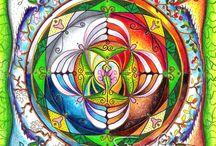 Mandala, the art