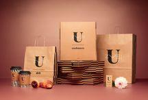Uzwei Markenentwicklung 2014 / A New Shop Generation: Markenentwicklung für den Hamburger Editorial Store Uzwei 2014
