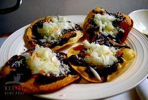 Street Food: Belize / Belizean street food.