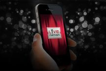 Music on the Go / Mobile Music / by Live Nation