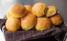 ψωμάκια για μπεργερ