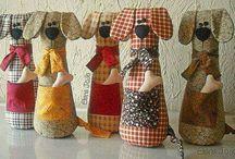 textilállatok