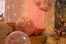 Party ° confetti love °