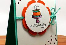 "Crafty ""Endless & Amazing Birthday"" / by Posh Mc"