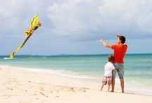 Kites / Flying a kite - a great summer activity for you and your family. Find out about the wonders of kite flying, and where to pick up the best kites, aerobie and accessories.