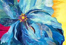Art Quilts / by Beth Charles Art & Studios