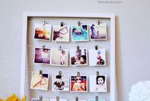 Decoracion con fotos
