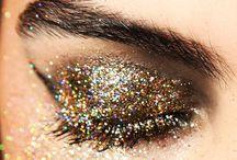 Make pretty eyes