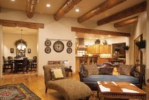 Great Rooms / Large living areas where family & friends gather.  Designed by CP Designs, Grand Junction, CO  970-241-8282.