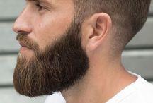 Uniform beard styles